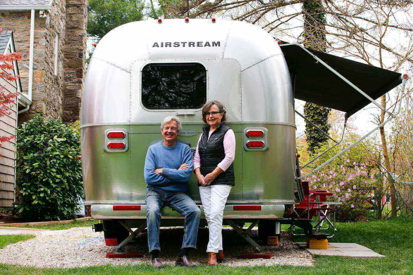 'Lucy' Lets This Havertown Couple Motor Around the US in Comfort