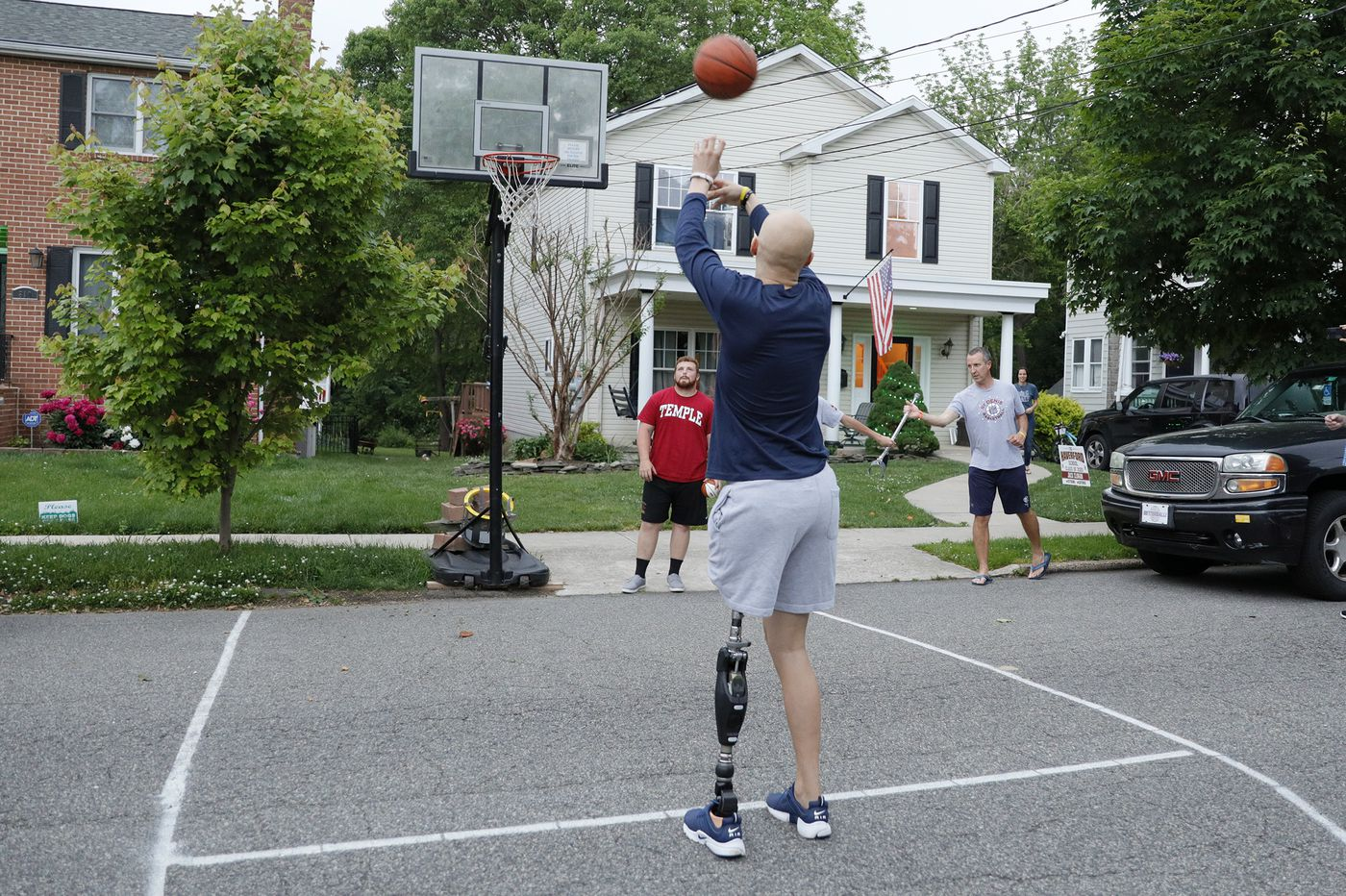Haverford School Graduate Not Letting Loss of His Leg Change Who He Is