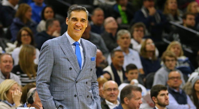 For 94WIP, Villanova's Jay Wright Recalls First Stanley Cup Win for Flyers