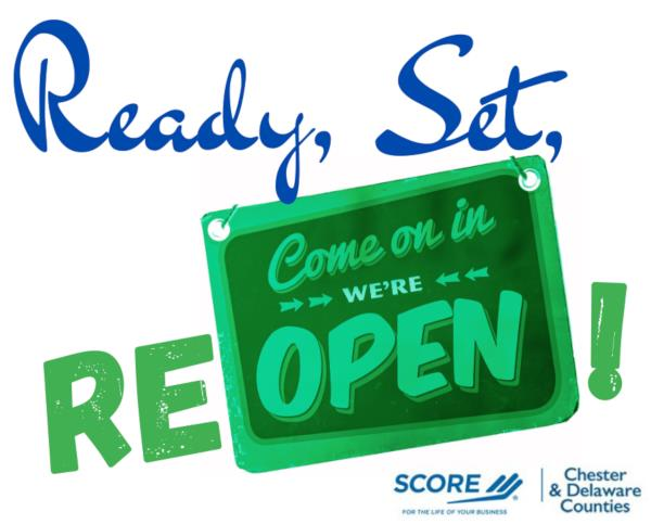 SCORE Reopening Toolkit for Small Businesses