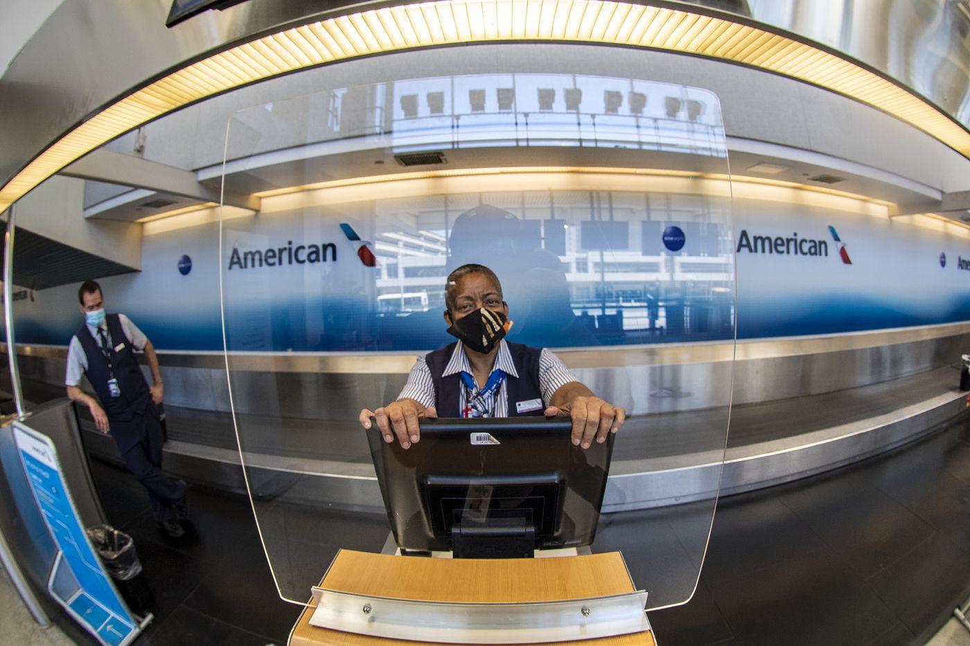 Pandemic Brings Changes to Philadelphia International Airport