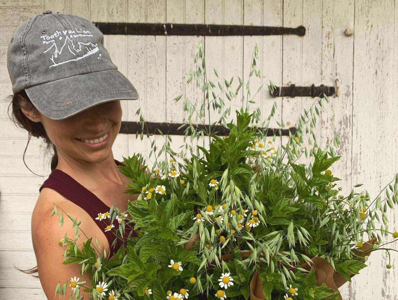 Radnor Graduate Owns and Operates Successful Medicinal Herb Farm