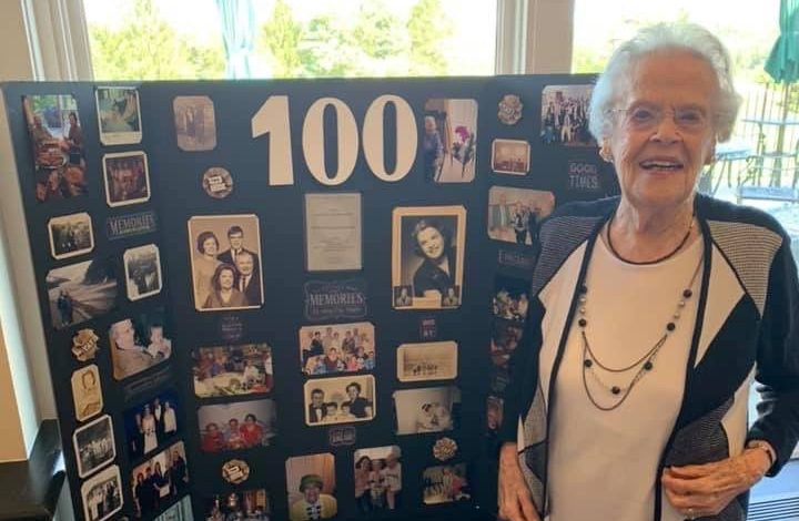 This Centenarian From Springfield Has Lived Through Two Pandemics