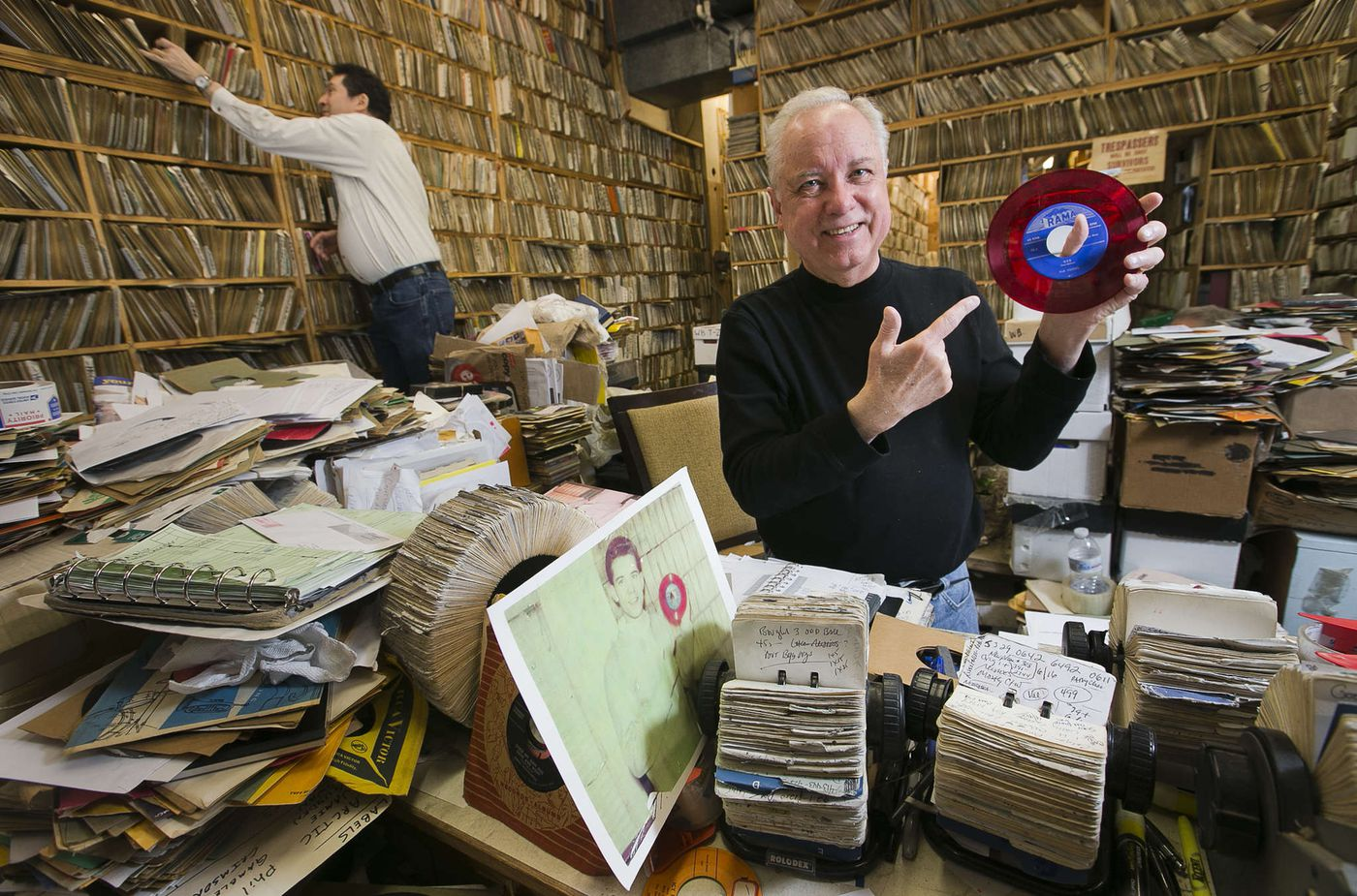 Upper Darby Record Shop Navigates Past a Pandemic