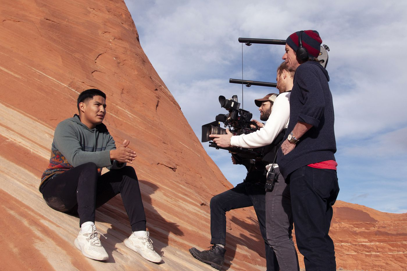 Documentary Brought Radnor Filmmakers Close to Their Subjects, and Pandemic Supplies to a Navajo Town