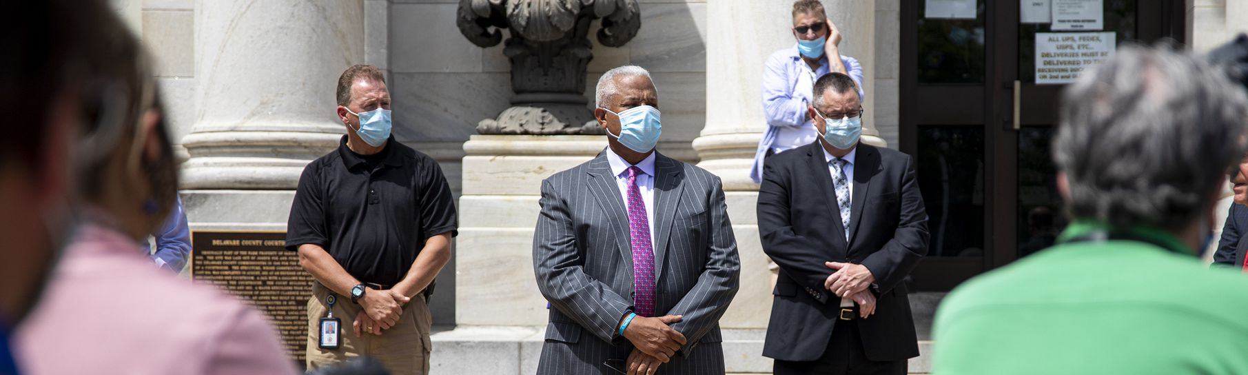 State Sen. Anthony H. Williams Tests Positive for Coronavirus, Other Senators Getting Tested