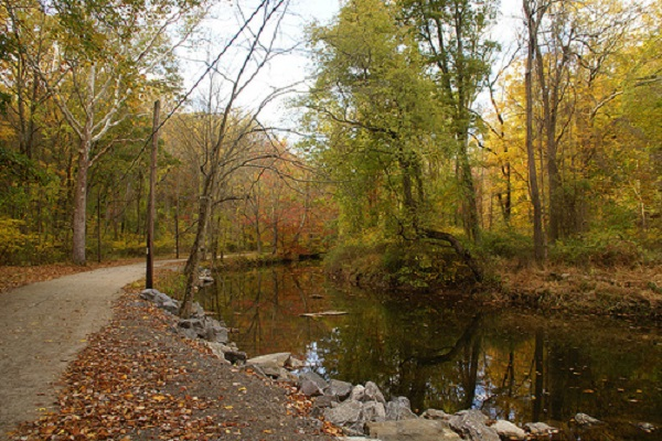 Ridley Creek State Park Places 9th on Top 10 List of Popular PA Parks