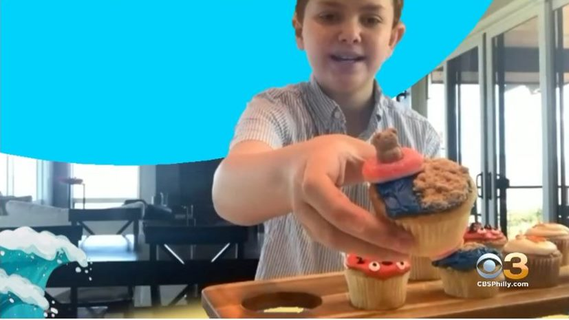 Haverford Teen Shows Off Cupcake Baking Flair on Food Network