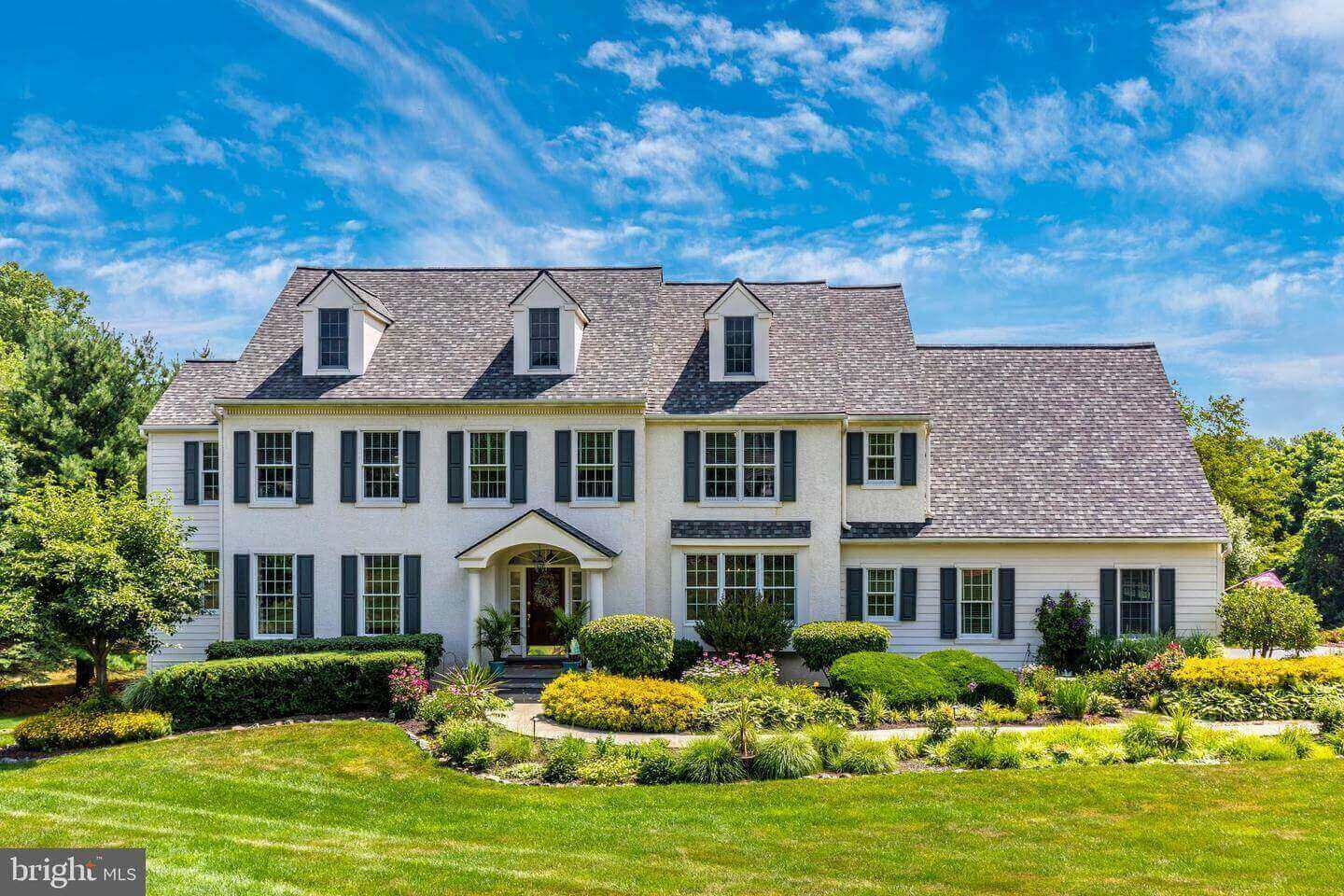 Malvern Bank House of the Week: Desirable 5-Bedroom Summerhill Colonial in Edgmont