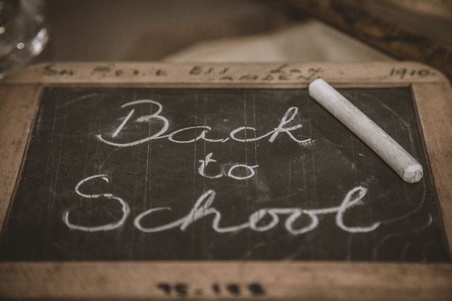 Get Ready. Your COVID Back To School List