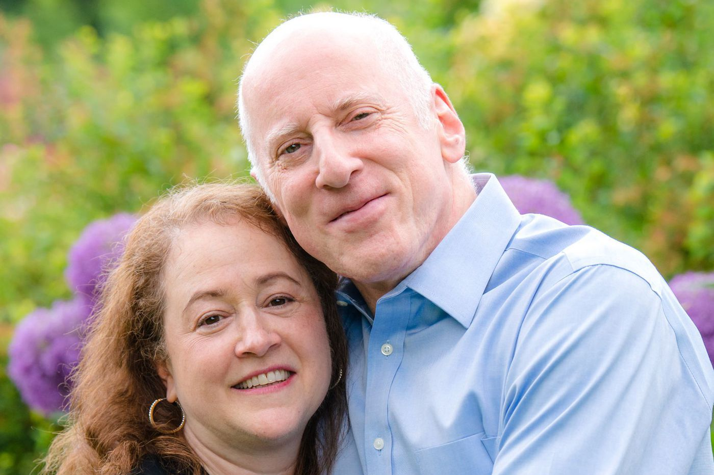 Swarthmore Couple Has Survival Guide for Couples Over 50