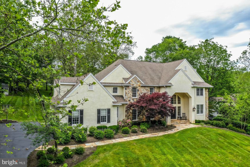Malvern Bank House of the Week: Custom-Built 5-Bedroom Home in Chadds Ford