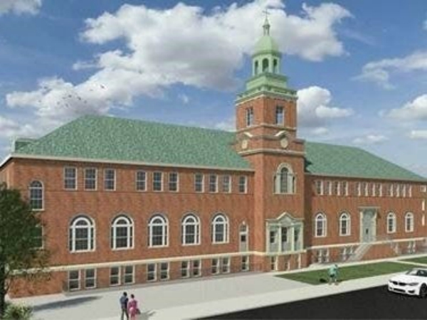 Senior Housing Project Will Use Rehabilitated St. Joseph's Elementary School in Collingdale