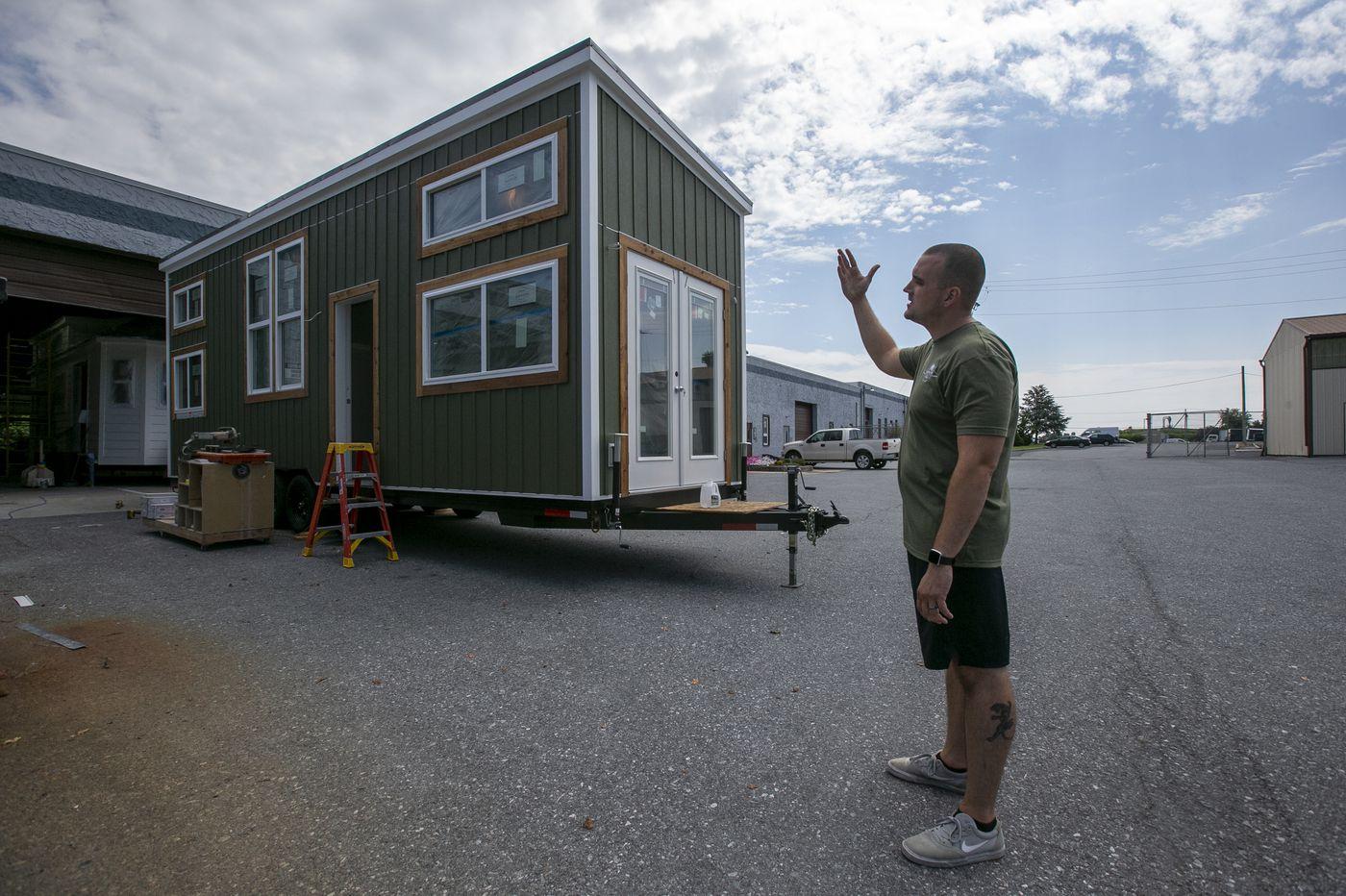 Villanova University Professor Works to Bring 'Tiny Homes' to Philadelphia Homeless
