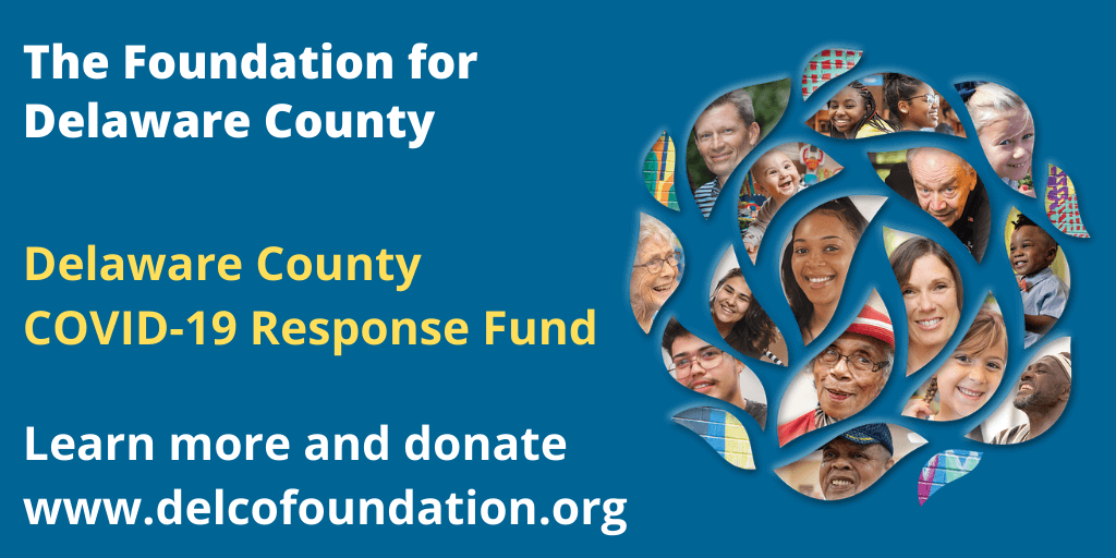 Five New Grants From Delaware County COVID-19 Response Fund Reach 5 Essential Nonprofits