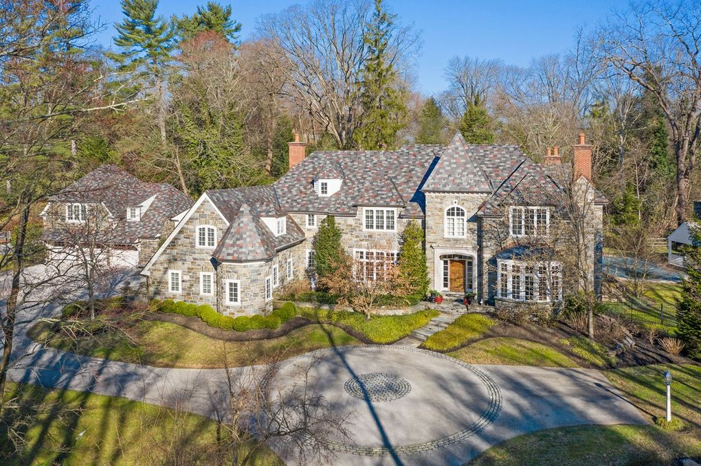 Malvern Bank House of the Week: 7-bedroom, 11-bath Normandy Traditional in Villanova