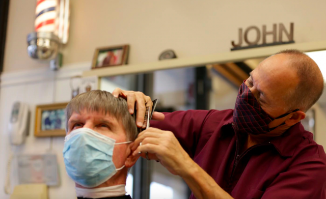 Wynnewood Barber Closes 60-Year-Old Shop Due to Pandemic