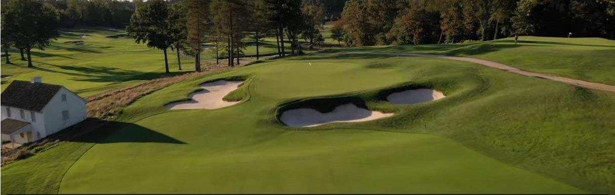 Philadelphia Outsider, Donald Ross, Created Aronimink's 'Bathroom Sink' Style Golf Course