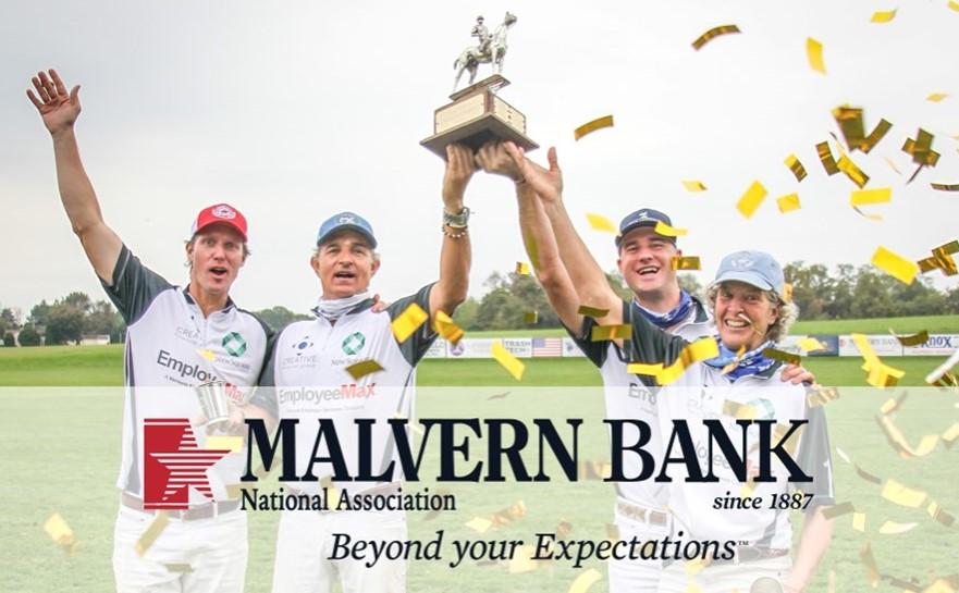 Malvern Bank Sponsors Brandywine Polo Club for Sixth Consecutive Year