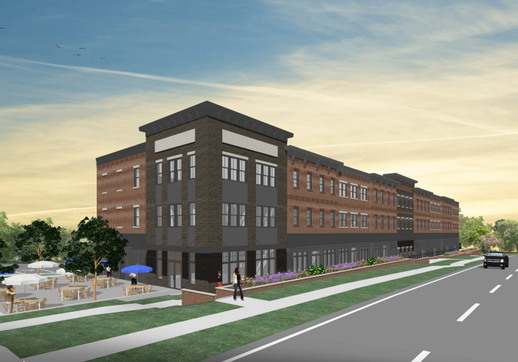 As Leasing Reps for New Mixed-Use Project in Kennett Square, Zommick McMahon the 'Best-in-Class'