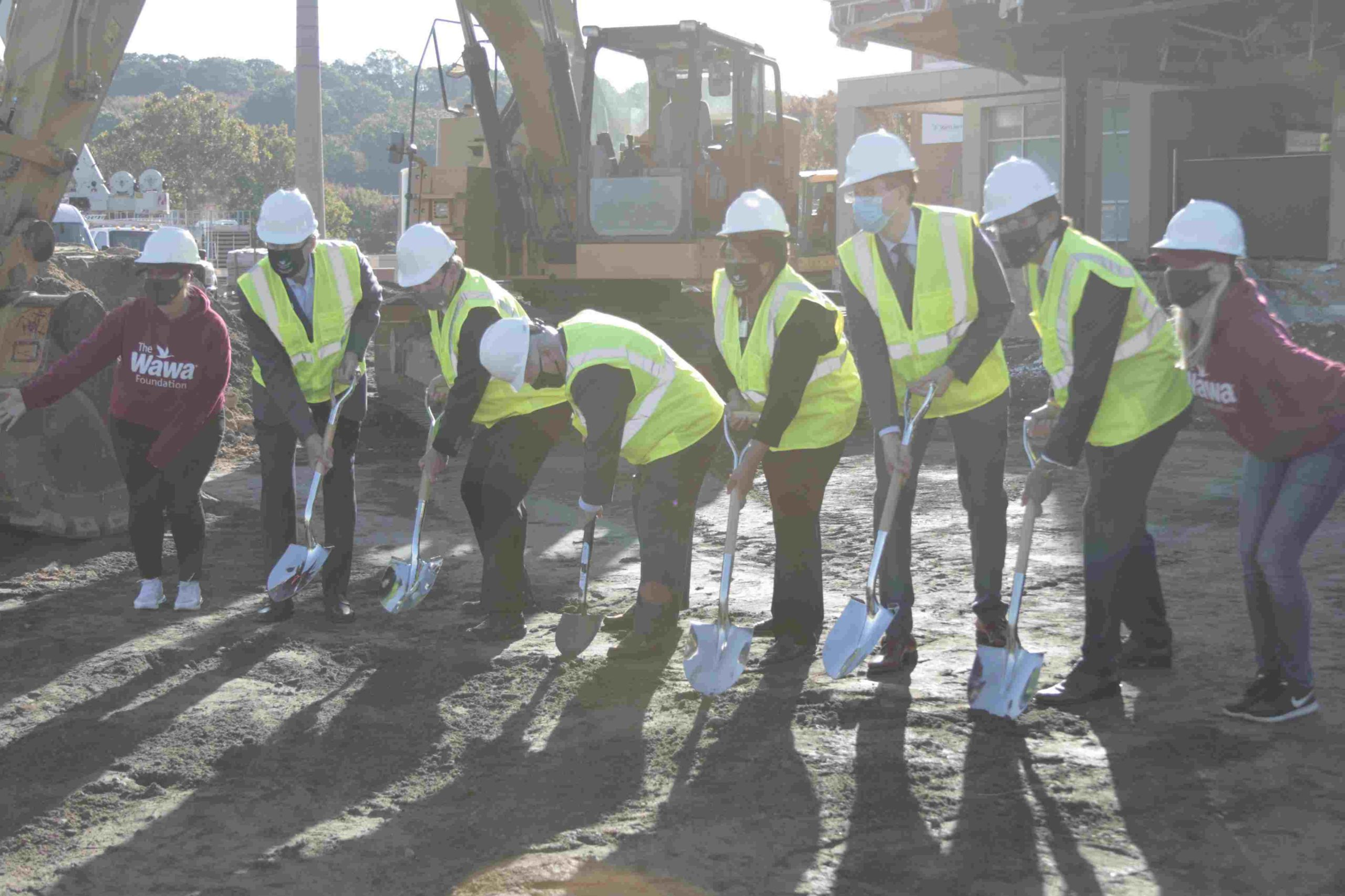 Riddle Hospital Modernization Project Gets Underway With Groundbreaking Thursday