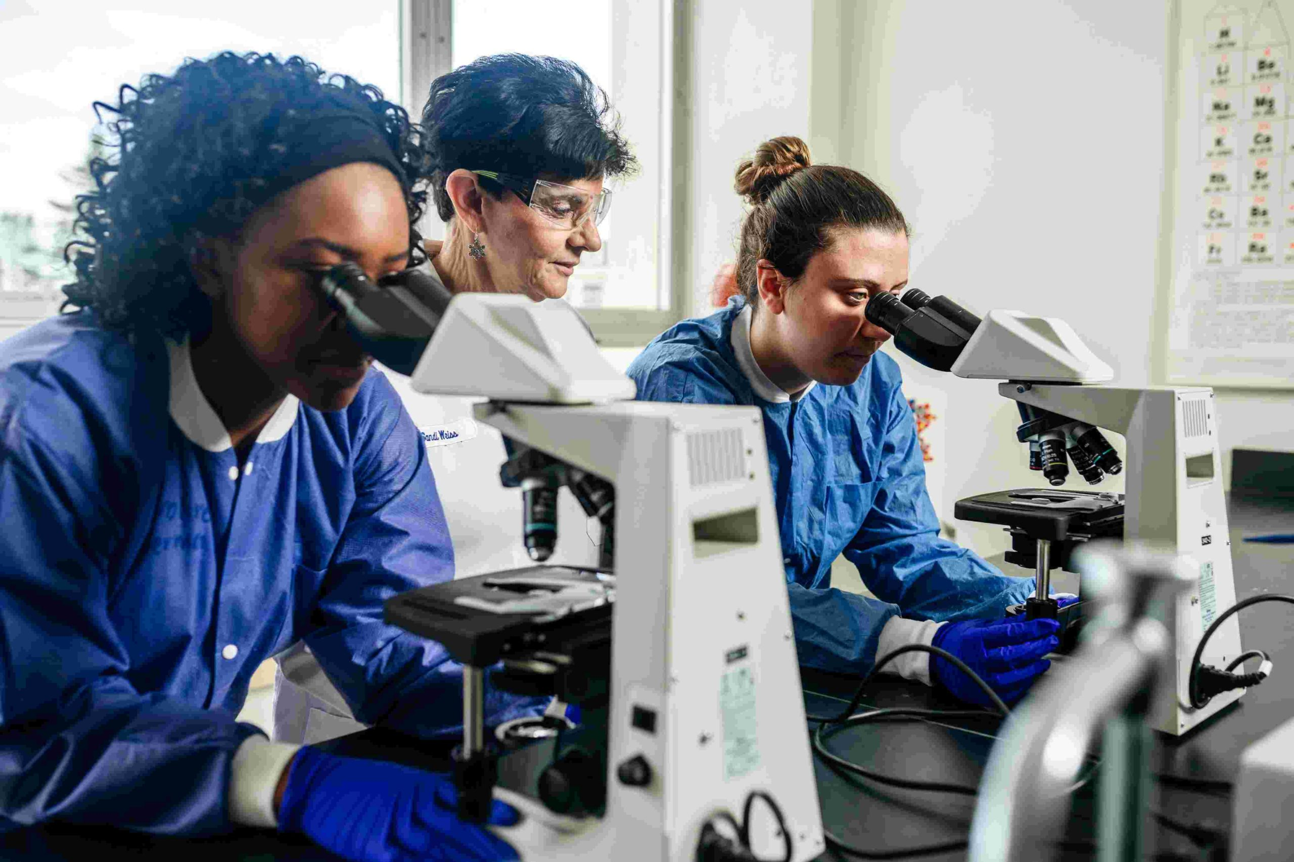 New Neumann Master's Degree Trains Students to Identify Infectious Diseases and Prevent Spread