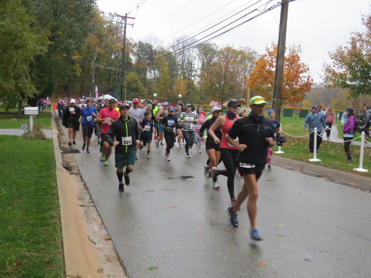 Runners Join Radnor Run Worldwide at Oct. 25 Virtual Event