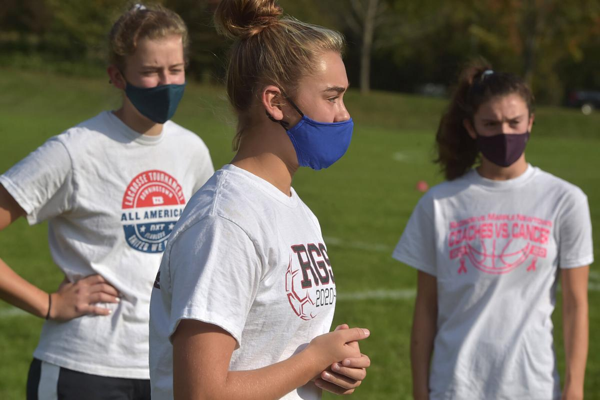 High School Fall Sports Are Back in Radnor, With Masks