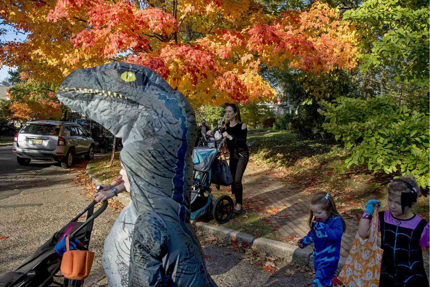 Local Towns Like Upper Darby Letting Families Decide on Trick or Treating
