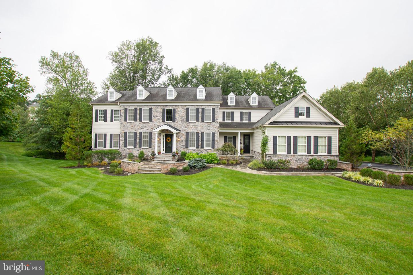 Malvern Bank Home of the Week: 5-bed, 5.5-bath Stone Front Traditional in Chadds Ford