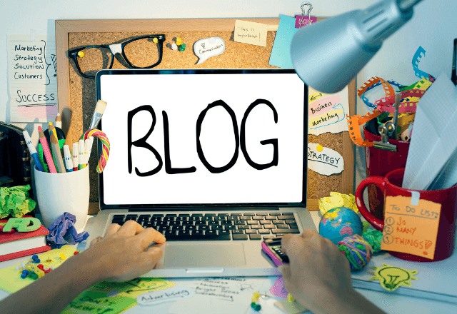 Blogging to Tell Your Story On and Off LinkedIn
