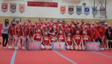 Haverford High cheerleaders are part of the best high schools in PA