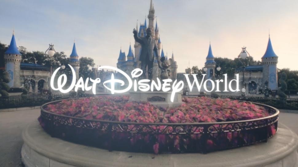 Disney World a Florida destination