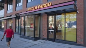 Wells Fargo is closing a branch in Broomall