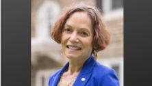 Widener University President Julie Wollman focuses on the student experience