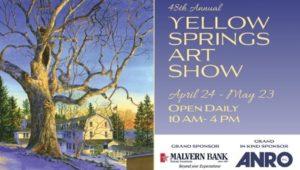 yellow springs art show