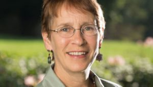 Constance Cain Hungerford, Swarthmore College interim president and longtime art faculty member