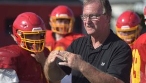 Joe Gallagher, Haverford High School football coach, is retiring after 29 years