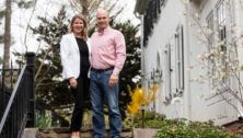 Laura and Doug Yeakle performed successful renovations on their Newtown Square home