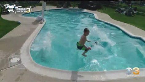 backyard pool demand creates chlorine shortage