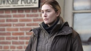 """Kate Winslet as Mare Sheehan on HBO's """"Mare of Easttown."""""""