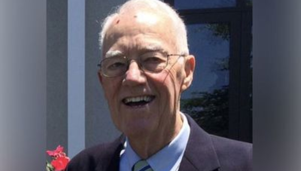 William Shea, Who Comforted Local Families in Their Grief, Has Died at 82
