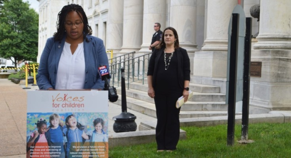 Delaware County Voter Poll Gives Priority to Post-Pandemic Children's Needs