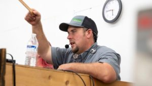 Brian Oberholtzer, Pennsylvania Auctioneer of the Year
