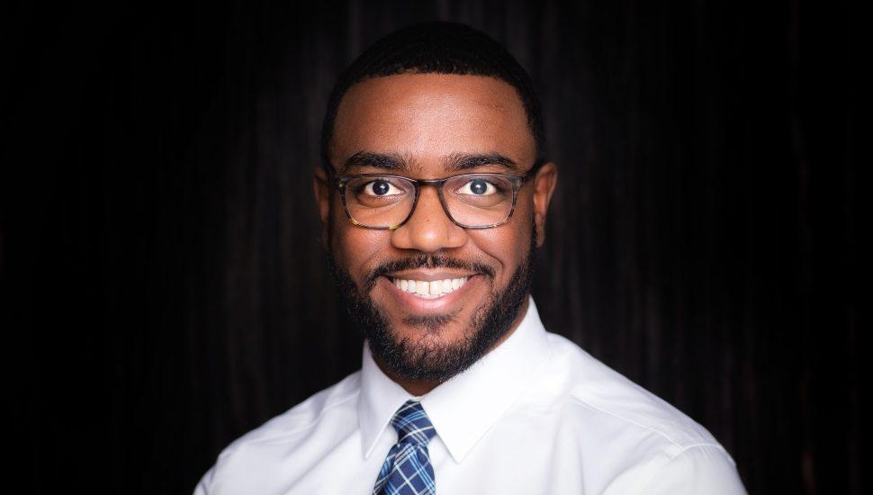 Jordan Casey, the new director of HOPE.