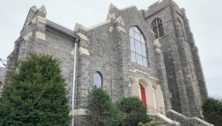 Temple Lutheran Church in Havertown goes solar.