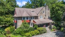 A William Lightfoot Price home at 112 Walker Lane in Wallingford.