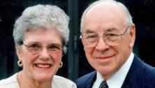 Wilbur C. and Betty Lea Henderson.