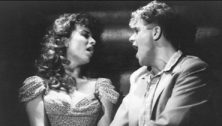 Ann Crumb and Michael Ball in a performance from Aspect of Love