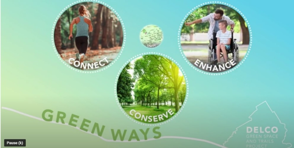 Green Ways Program advertisement